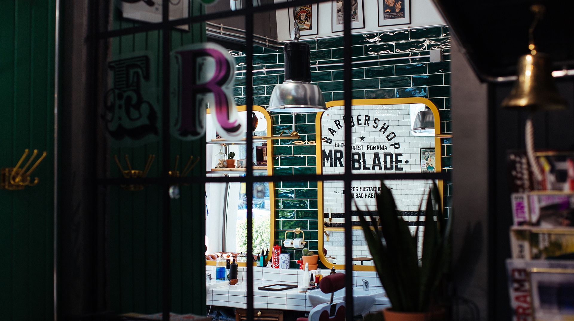 Mr.Blade Barber Shop_2